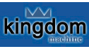logo de KINGDOM MACHINE CO.